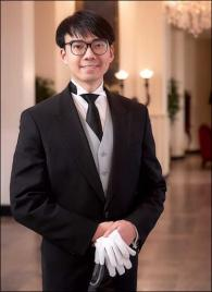 Xiaoye Li from China - Graduate of The International Butler Academy