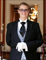 Anna Lambert from France -Graduate of The International Butler Academy