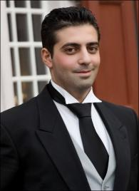 Antonino Barone from Italy - Graduate of The International Butler Academy