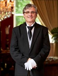 Philippe Alibert from France - Graduate of The International Butler Academy
