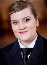 Bianca Brown from England - Graduate of The International Butler Academy