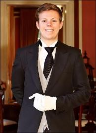 Jarno Boggia from The Netherlands - Graduate of The International Butler Academy