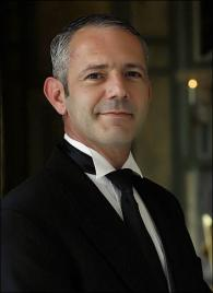Bruno Constant from France - Graduate of The International Butler Academy