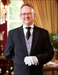 Burkard Wetzel from Germany - Graduate of The International Butler Academy