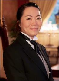 Emily Chen from Taiwan - Graduate of The International Butler Academy