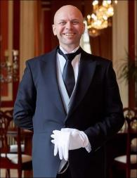 Michael den Drijver from The Netherlands - Graduate of The International Butler Academy
