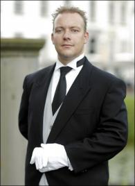 Dennis van de Craats from The Netherlands - Graduate of The International Butler Academy