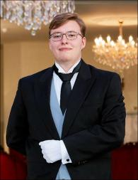 Dorian Fercot from Belgium - Graduate of The International Butler Academy