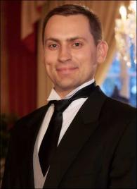 Daniel Dziuba from Poland - Graduate of The International Butler Academy