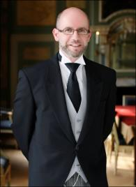 Eddy Craenen from Belgium - Graduate of The International Butler Academy