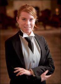 Eliette Macleod from Canada - Graduate of The International Butler Academy