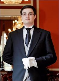 Eric Noel from France - Graduate of The International Butler Academy