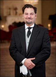 Ersin Erbay from Germany - Graduate of The International Butler Academy