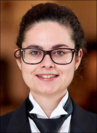 Filipa Lobato from Portugal - Graduate of The International Butler Academy