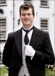 Fred Kubbinga from The Netherlands - Graduate of The International Butler Academy