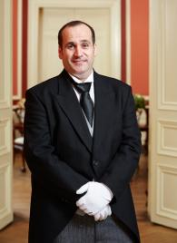 Aitor Zabala from Spain - Graduate of The International Butler Academy
