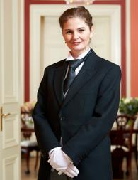 Adriana Bota from Belgium - Graduate of The International Butler Academy