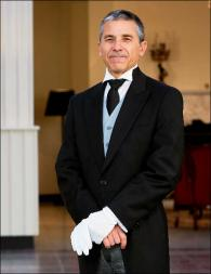 Gianluca Mosseddu from Italy - Graduate of The International Butler Academy