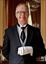 Henry Herzog from Germany - Graduate of The International Butler Academy