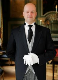 Herman van der Woerd from The Netherlands - Graduate of The International Butler Academy