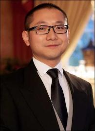 Harry Huang from China - Graduate of The International Butler Academy