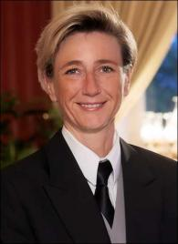 Caroline Hugebaert from France - Graduate of The International Butler Academy