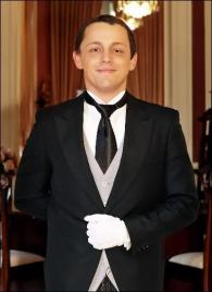 Wahid Ibdah from Germany - Graduate of The International Butler Academy