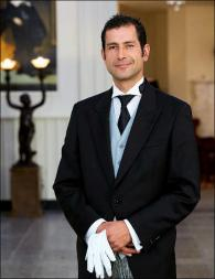 Ivan Palma from Mexico - Graduate of The International Butler Academy