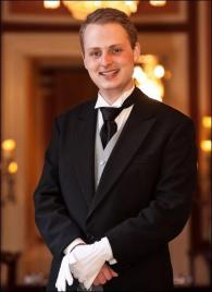Jack Glossop from the UK - Graduate of The International Butler Academy
