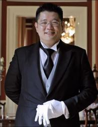 Jeff Chou from Taiwan - Graduate of The International Butler Academy