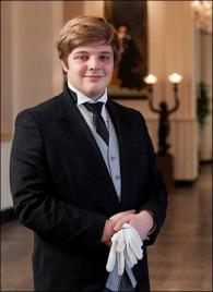 Johannes Kaspareth from Italy - Graduate of The International Butler Academy