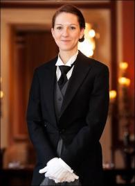 Julia Brinkmann from Germany - Graduate of The International Butler Academy