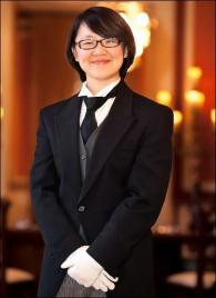 Junchao Wu from China - Graduate of The International Butler Academy