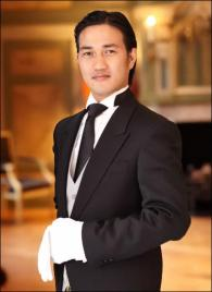 Jupiter Suarez from The Philippines - Graduate of The International Butler Academy