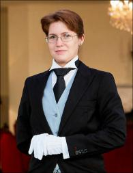 Kimberly Umpress from the USA - Graduate of The International Butler Academy