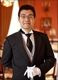 Kyung Jae from South Korea - Graduate of The International Butler Academy