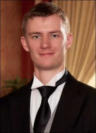 Florian Lange from Germany - Graduate of The International Butler Academy