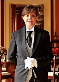 Leila Baldon from Italy - Graduate of The International Butler Academy
