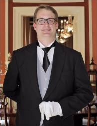 Luke Sommerlad from the UK - Graduate of The International Butler Academy