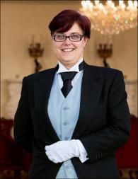 Machteld Sikkema from The Netherlands - Graduate of The International Butler Academy