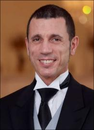 Marco Barreca from Italy - Graduate of The International Butler Academy