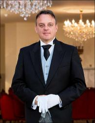 Massimo Marocco from Italy - Graduate of The International Butler Academy