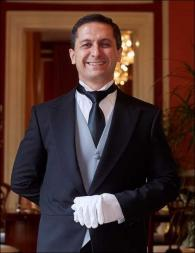 Vincenzo Matarrese from Italy - Graduate of The International Butler Academy