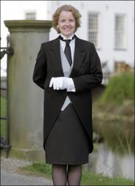 Miranda de Jong from The Netherlands - Graduate of The International Butler Academy