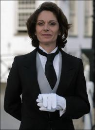 Mireille Aubree from France - Graduate of The International Butler Academy