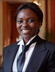 Sylvie Ngono from France - Graduate of The International Butler Academy