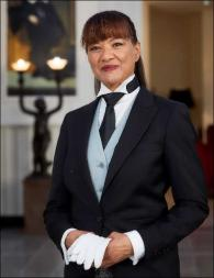 Pamela Namita from the USA - Graduate of The International Butler Academy