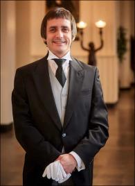 Paolo Petroni from Italy - Graduate of The International Butler Academy