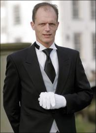 Pascal Frederiks from The Netherlands - Graduate of The International Butler Academy