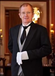 Patrick Connelly from the USA - Graduate of The International Butler Academy